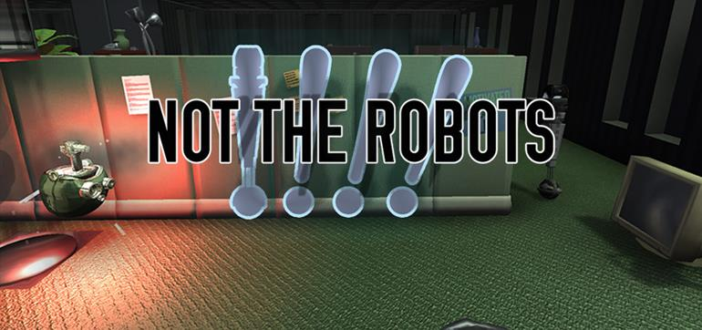 Not The Robots Giveaway